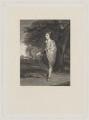 William Henry Cavendish-Scott-Bentinck, 4th Duke of Portland when Marquess of Titchfield, by Charles Algernon Tomkins, after  Sir Joshua Reynolds - NPG D40379