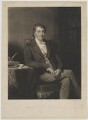Inigo Freeman Thomas, by Thomas Goff Lupton, after  Henry Perronet Briggs - NPG D40408