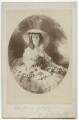 Eugénie, Empress of France ('Eugénie de Montijo'), by Goupil & Co, after  Franz Xaver Winterhalter - NPG x134670