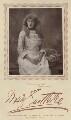 Mary Eastlake as Nance Yeulett in 'Hoodman Blind', by Herbert Rose Barraud, published by  Carson & Comerford - NPG x134672