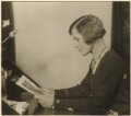 Hilda Matheson, by Douglas - NPG P1386