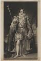 John Henry Manners, 5th Duke of Rutland, by John Lucas, after  George Sanders (Saunders) - NPG D39958