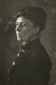 Alice Meynell (née Thompson), by Emil Otto ('E.O.') Hoppé - NPG P1395