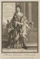 Louise de Kéroualle, Duchess of Portsmouth, published by Jean Mariette - NPG D40384