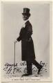 George Henry Elliott in 'Old Mother Hubbard', by Thomas Protheroe - NPG Ax160056