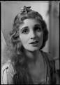 Marjorie Eyre (née Eyre-Parker) as Iolanthe in 'Iolanthe', by Bassano Ltd - NPG x154876