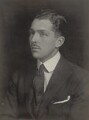 Alec Stratford Cunningham-Reid, by Walter Stoneman - NPG x166933