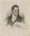 George Thomson, by William Nicholson - NPG D40435