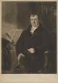 John Thomson, by Thomas Hodgetts, published by  Colnaghi & Co, published by  Francis Cameron & Co, after  Andrew Geddes - NPG D40440