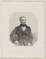 Sir Edward Sabine, by Thomas Herbert Maguire, printed by  M & N Hanhart - NPG D39978