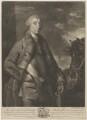 George Sackville Germain, 1st Viscount Sackville, by James Macardell, after  Sir Joshua Reynolds - NPG D39982