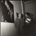 Henry Moore; Ida Kar, by Ida Kar - NPG x134702