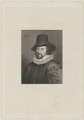 Francis Bacon, 1st Viscount St Alban, after Unknown artist - NPG D39990