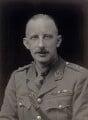 William John Patrick Adye-Curran, by Walter Stoneman - NPG x166937