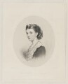 Sybil Mary (née Grey), Duchess of St Albans, by W. Joseph Edwards, published by  Henry Graves & Co, after  James Hayllar - NPG D40000