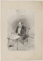 Alleyne Fitzherbert, Baron St Helens, printed by Day & Son - NPG D40008