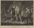 'Mr. Powell and Mr. Bensley in the Characters of King John and Hubert', by Valentine Green, published by  William Wynne Ryland, after  John Hamilton Mortimer - NPG D40461