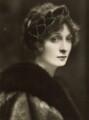 Hazel (née Martyn), Lady Lavery, by Emil Otto ('E.O.') Hoppé - NPG P1393