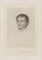 Edward Burtenshaw Sugden, 1st Baron St Leonards, by Francis Holl, after  Charlotte Sugden - NPG D40011