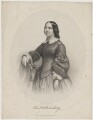 Charlotte Helen Sainton-Dolby, by S. Gazenave, printed by  M & N Hanhart, published by  Jullien & Co, after  John Jabez Edwin Mayall - NPG D40013