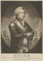 John Jervis, Earl of St Vincent, published by George Thompson, published by  John Evans - NPG D40017