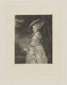 Henrietta Antonia Clive (née Herbert), Countess of Powis, by James Scott, after  Sir Joshua Reynolds - NPG D40468