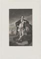 Philemon Pownall, by Edwin Hunt, after  Sir Joshua Reynolds - NPG D40470
