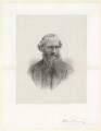 William Thomson, Baron Kelvin, probably after John Fergus - NPG D40446