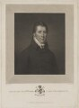 John Shore, 1st Baron Teignmouth, by Thomas Cheesman, published by  Robert Cribb & Son, after  Michael Keeling - NPG D40448
