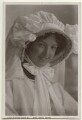 Daisy Wood, by Foulsham & Banfield, published by  Rotary Photographic Co Ltd - NPG Ax160139