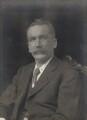 Sir Alfred Thomas Davies, by Walter Stoneman - NPG x167025