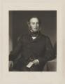 John Tidd Pratt, by Herbert Davis, published by  Henry Graves & Co, after  Henry William Pickersgill - NPG D40483