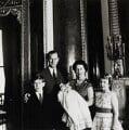 Prince Charles; Prince Philip, Duke of Edinburgh; Prince Andrew, Duke of York; Queen Elizabeth II; Princess Anne, by Cecil Beaton - NPG P1481