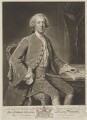 Richard Grenville-Temple, 2nd Earl Temple, by and published by Richard Houston, after  William Hoare - NPG D40503