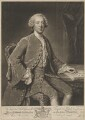 Richard Grenville-Temple, 2nd Earl Temple, by and published by Richard Houston, after  William Hoare - NPG D40504