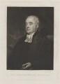 Josiah Pratt, by Samuel William Reynolds, published by  Dobbs & Co, after  Henry Wyatt - NPG D40486