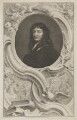 Sir William Temple, Bt, by Jacobus Houbraken, published by  John & Paul Knapton, after  Sir Peter Lely - NPG D40511