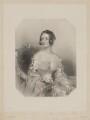 Laura Caroline Jane Chichester (née Paget), Lady Templemore, by William Henry Egleton, after  Sir George Hayter - NPG D40512