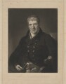 James A. Sandilands, by Robert Moore Hodgetts, published by  John Hay, after  James Giles - NPG D40058