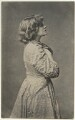 Ellen Terry as Ophelia in 'Hamlet', by Window & Grove - NPG Ax160172