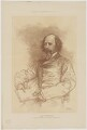 Alfred, Lord Tennyson, after Amedée Forestier, after  Elliott & Fry - NPG D40521