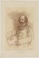 Alfred, Lord Tennyson, after Amedée Forestier, after  Elliott & Fry - NPG D40521