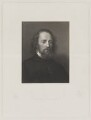 Alfred, Lord Tennyson, by James Stephenson, published by  Paul and Dominic Colnaghi, Scott & Co, after  George Frederic Watts - NPG D40522
