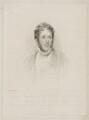 Charles Tennyson d'Eyncourt, by Frederick Christian Lewis Sr, published by  Colnaghi & Son, after  John Harrison Jr - NPG D40525