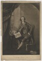 Sir George Savile, 8th Bt, by James Basire, by and after  Benjamin Wilson - NPG D40558