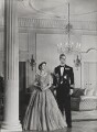Queen Elizabeth II; Prince Philip, Duke of Edinburgh, by Baron (Sterling Henry Nahum), for  Camera Press: London: UK - NPG x134727
