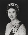 Queen Elizabeth II, by Peter Grugeon, for  Camera Press: London: UK - NPG x134731