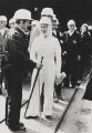 Queen Elizabeth II visits the Silverwood Colliery in Yorkshire, by Andrew Davidson, for  Camera Press: London: UK - NPG x134733