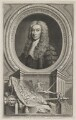 Charles Talbot, 1st Baron Talbot of Hensol, by Jacobus Houbraken, published by  John & Paul Knapton, after  John Vanderbank - NPG D40540