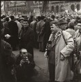 Photographers in Red Square, Moscow, by Ida Kar - NPG x134758